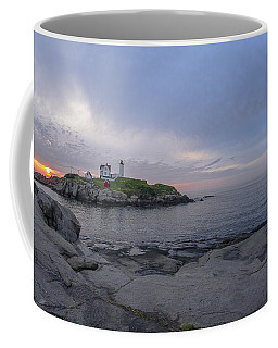 Nubble Lighthouse Coffee Mug