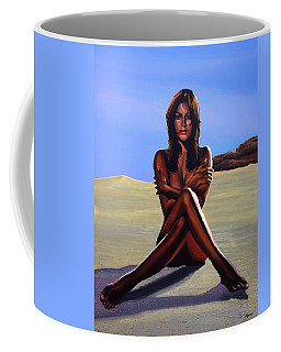 Nude Beach Beauty Coffee Mug