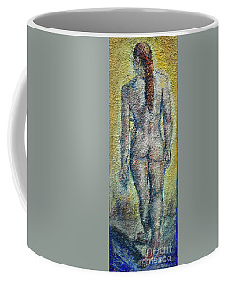 Nude Brunet Coffee Mug