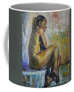 Nude Eva 1 Coffee Mug