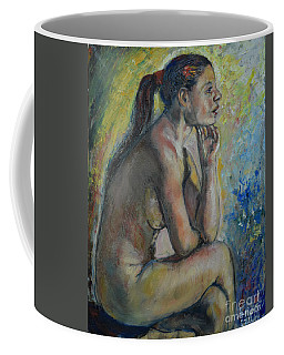Nude Eva 2 Coffee Mug