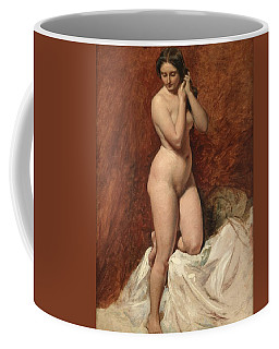 Nude From The Front Coffee Mug