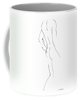 Nude Male Drawings 2 Coffee Mug