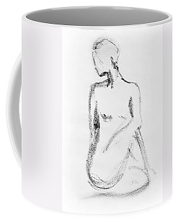 Nude Model Gesture Vi Coffee Mug