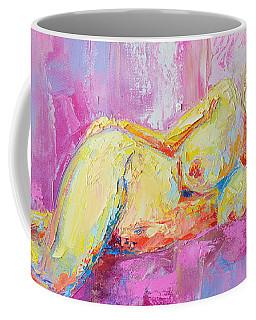 Nude Woman Figure No. 6 Coffee Mug