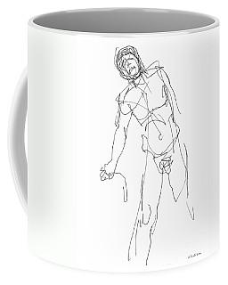 Nude_male_drawing_30 Coffee Mug