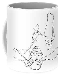 Nude_male_drawings-22 Coffee Mug