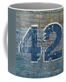Number 42 Coffee Mug