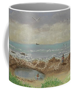 Nuns Pool Below Flagstaff Hill Coffee Mug