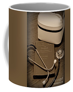 Nurse - The Care Giver Coffee Mug