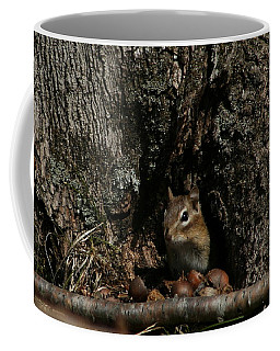 Nut Therapy  Coffee Mug by Neal Eslinger