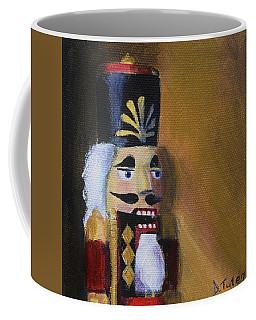 Nutcracker II Coffee Mug