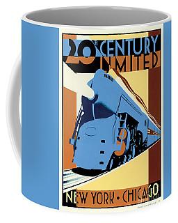 Ny To Chicago Coffee Mug
