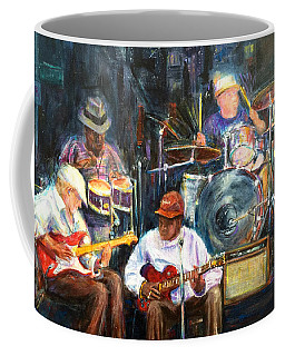 Nyc Blues Coffee Mug