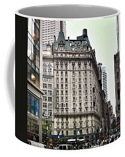 Nyc Radisson Hotel Coffee Mug