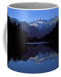 New Zealand Alps Coffee Mug
