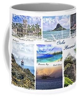 Oahu Postcard 1 Coffee Mug