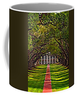 Oak Alley II Coffee Mug