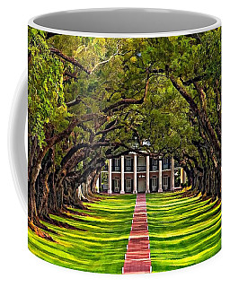 Oak Alley Coffee Mug