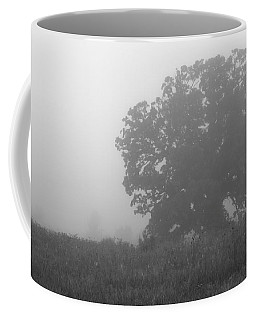 Oak In The Fog Coffee Mug