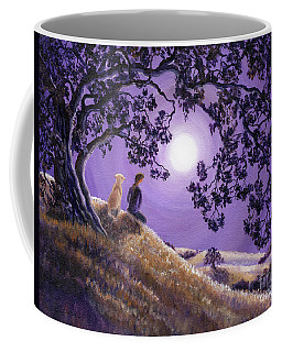 Oak Tree Meditation Coffee Mug