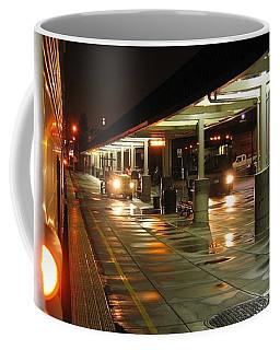 Oakland Amtrak Station Coffee Mug