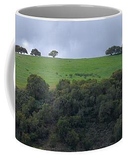 Oaks On A Ridge Coffee Mug