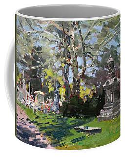 Oakwood Cemetery Coffee Mug