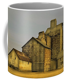 Oakwood Elevator Coffee Mug