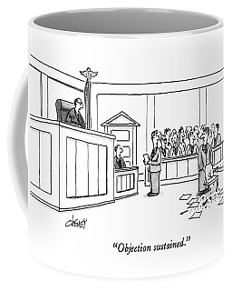 Objection Sustained Coffee Mug