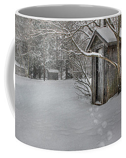 Occupied Coffee Mug