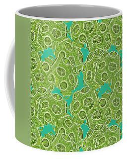 Ocean Algae Coffee Mug