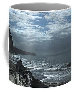 Ocean Beach Pacific Northwest Coffee Mug