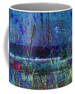 Ocean Blue Coffee Mug