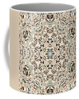 Ocean Breeze 51c02 - Mandala Coffee Mug