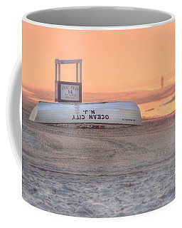 Ocean City Beach Patrol Coffee Mug