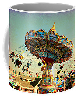 Ocean City Nj Carousel Swing Time Coffee Mug