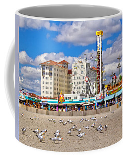 Ocean City View Coffee Mug