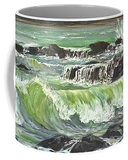 Ocean Emotion Lajolla Cove Coffee Mug