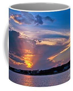 Ocean Isle Sunset Coffee Mug