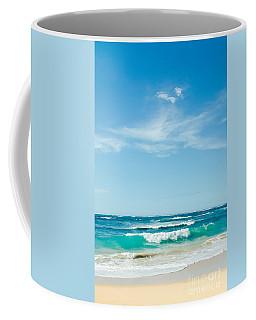 Coffee Mug featuring the photograph Ocean Of Joy by Sharon Mau