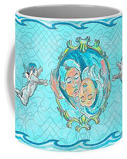 Ocean Of Love Coffee Mug by John Keaton
