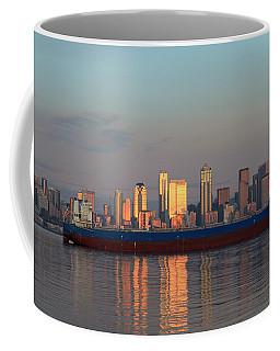 Ocean Scorpio  Coffee Mug