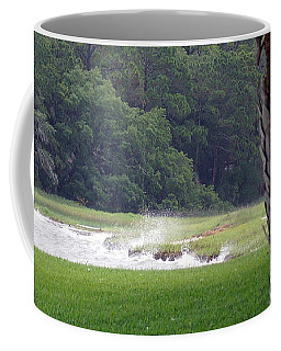 Ocean Spray At Hilton Head Island Coffee Mug