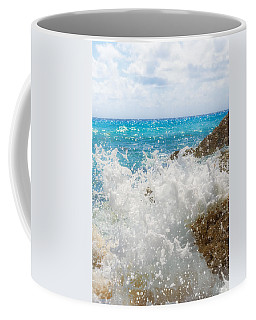 Ocean Spray Coffee Mug