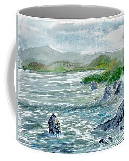 Ocean Spray Coffee Mug