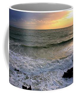 Ocean Sunset 84 Coffee Mug