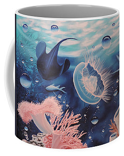 Ocean Treasures Coffee Mug