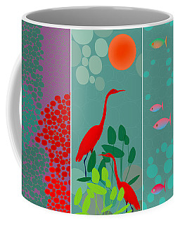 Ocean Views - Limited Edition Of 15 Coffee Mug
