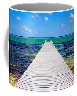 Ocean Walkway Coffee Mug